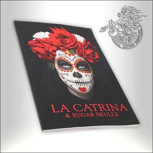 Tattoo Book - La Catrina & Sugar Skulls