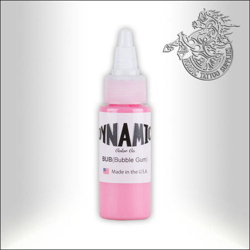 Dynamic Ink 30ml Bubble Gum Pink