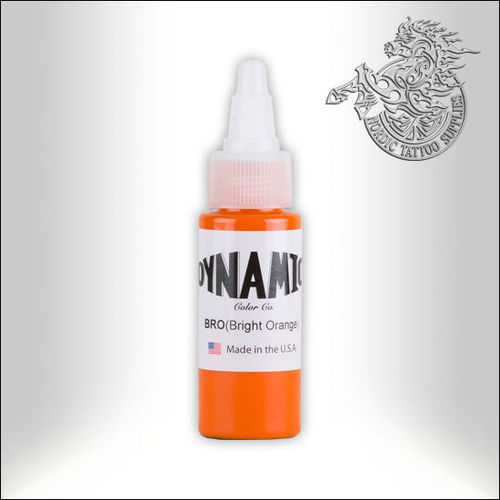 Dynamic Ink 30ml Bright Orange