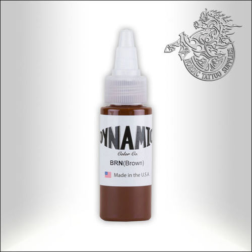 Dynamic Ink 30ml Brown