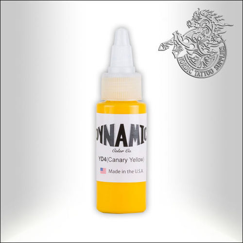 Dynamic Ink 30ml Canary Yellow