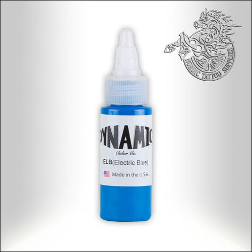 Dynamic Ink 30ml Electric Blue