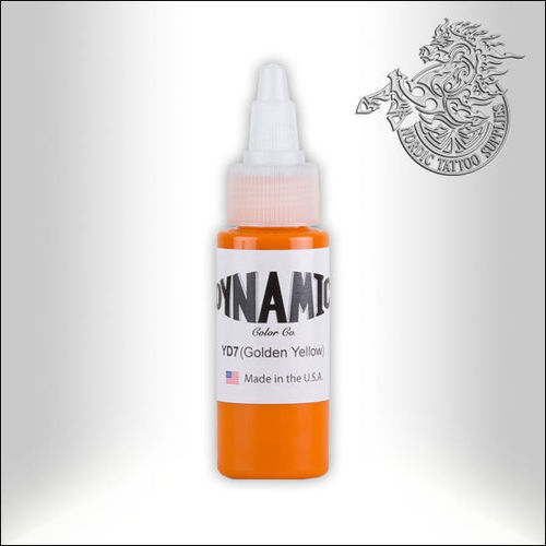 Dynamic Ink 30ml Golden Yellow