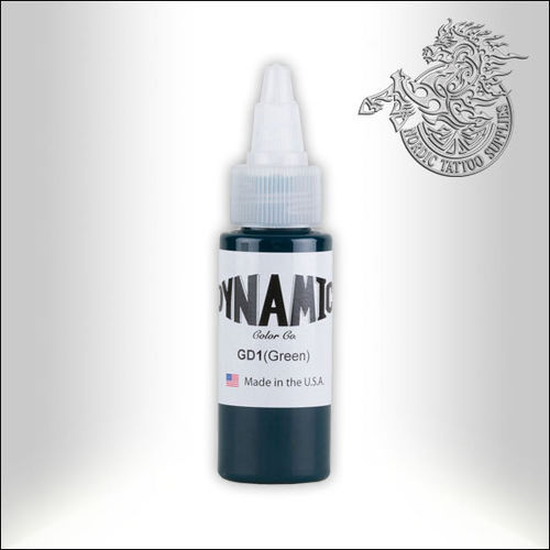 Dynamic Ink 30ml Green