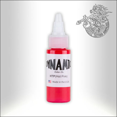 Dynamic Ink 30ml Hot Pink