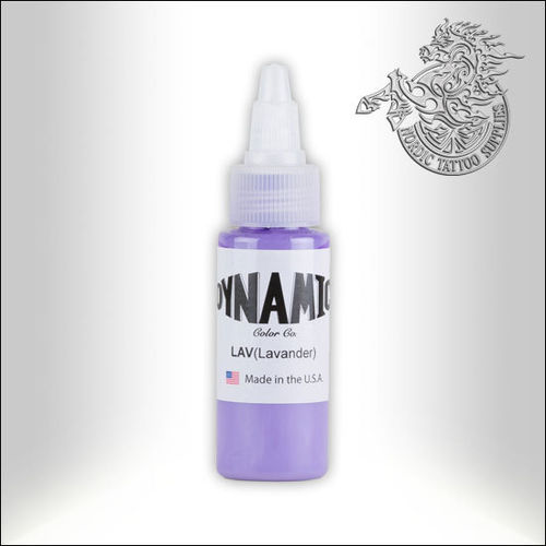 Dynamic Ink 30ml Lavender
