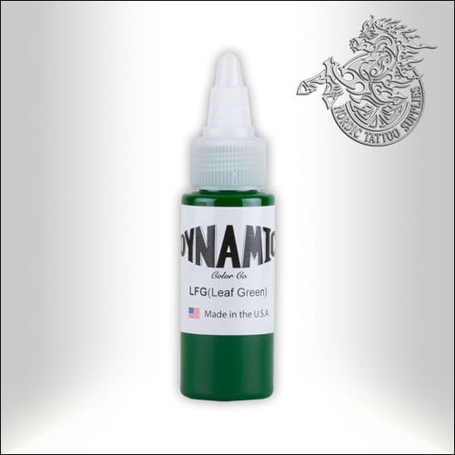 Dynamic Ink 30ml Leaf Green