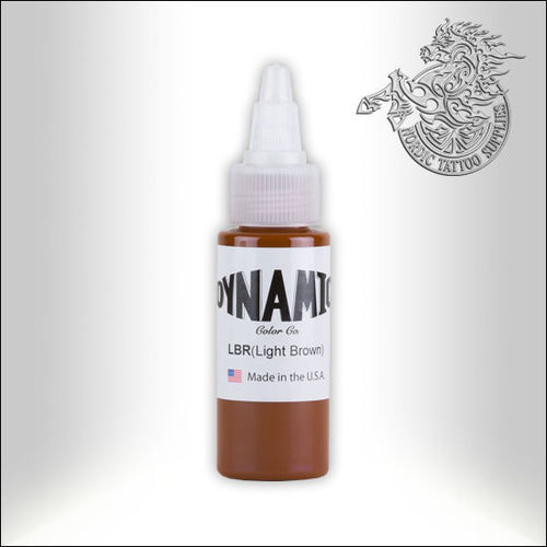 Dynamic Ink 30ml Light Brown