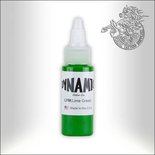 Dynamic Ink 30ml Lime Green