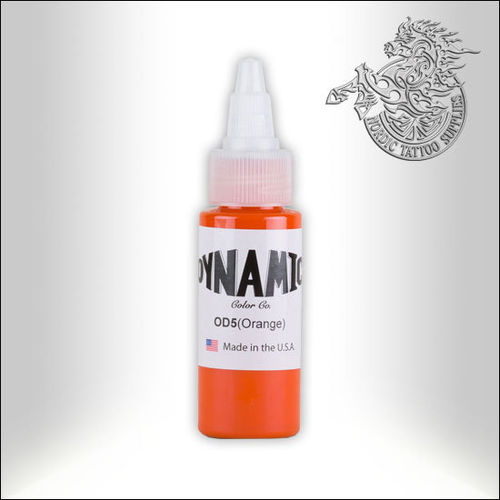Dynamic Ink 30ml Orange