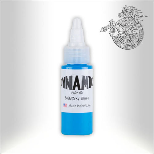 Dynamic Ink 30ml Sky Blue