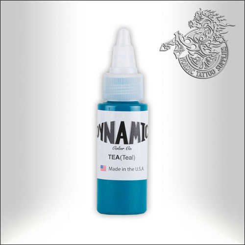 Dynamic Ink 30ml Teal