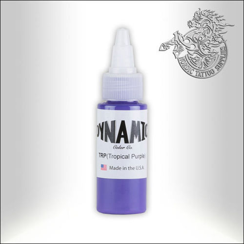 Dynamic Ink 30ml Tropical Purple
