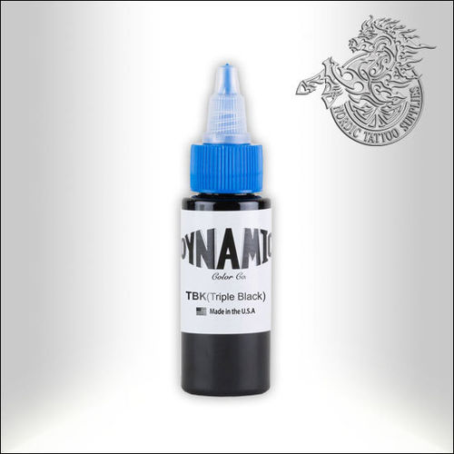 Dynamic Ink 30ml Triple Black