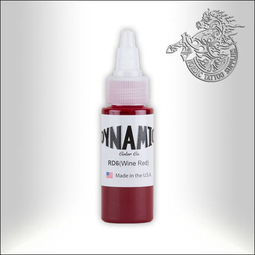 Dynamic Ink 30ml Wine Red