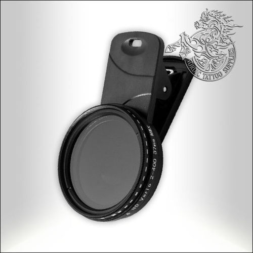 Universal Clip-On ND Focus Lens for Phone