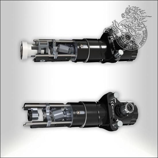 Ink Machines - Scorpion - Neo & Standard Cartridge Combo Set - Evil ...