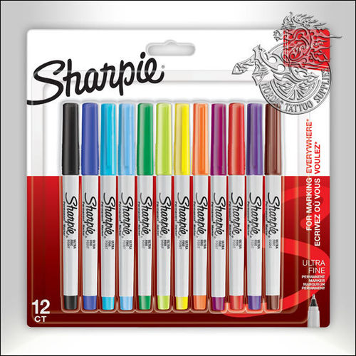 Sharpie Ultra Fine Marker 12-Pack