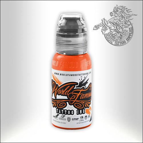 World Famous Ink - Hori Hui - Tiger, 30ml