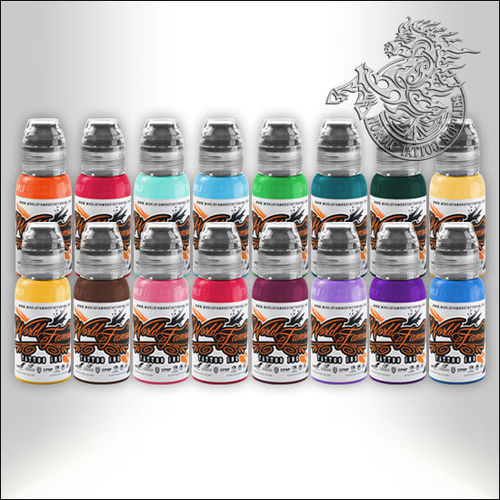 World Famous Ink Hori Hui Taiwanese Set 16x30ml