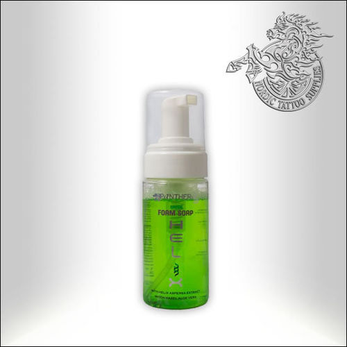 Panthera Helix Green Soap Foam 100ml