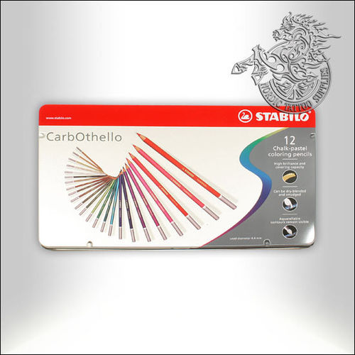 Stabilo CarbOthello 12-pack