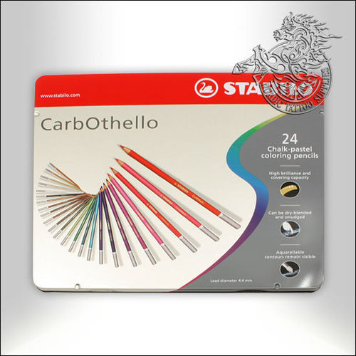 Stabilo CarbOthello 24-pack