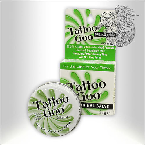 Tattoo Goo Salve 3/4 OZ (21,26g)