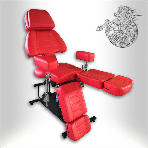 Professional Client Chair - Red