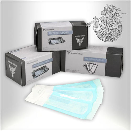 Precision Medical Sterilization Pouches 200pcs