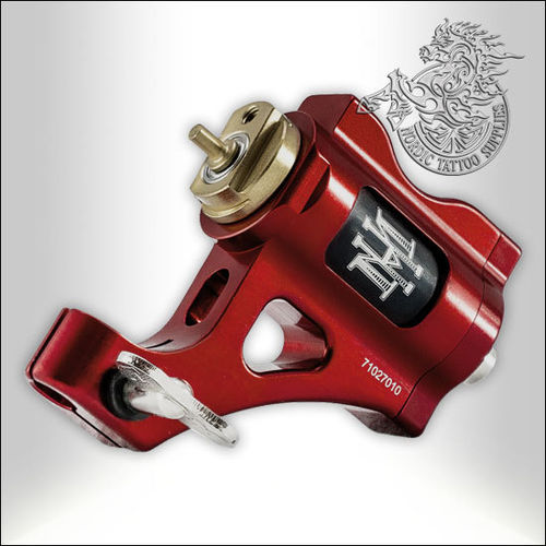 HM Classic Direct Drive - Red - RCA