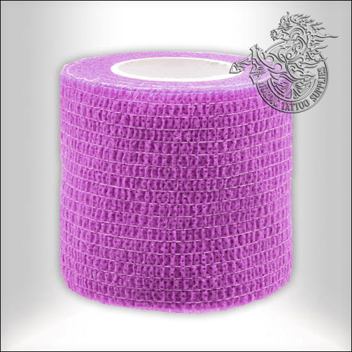 Cohesive Wrap - 50mm - Purple