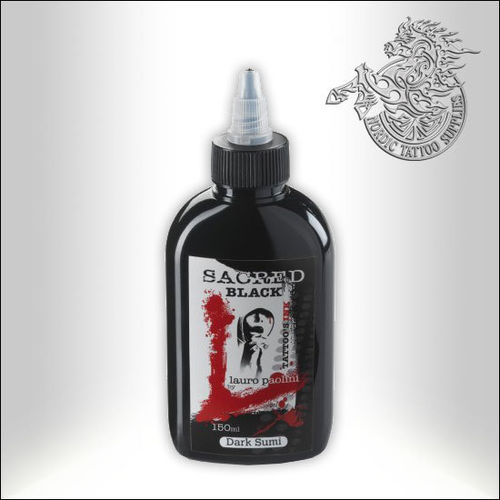 Lauro Paolini 150ml Sacred Color Dark Sumi