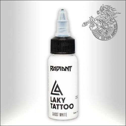 Radiant Laky, Ghost White 30ml