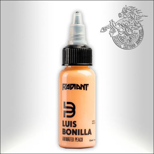 Radiant Luis Bonilla, Animated Peach 30ml