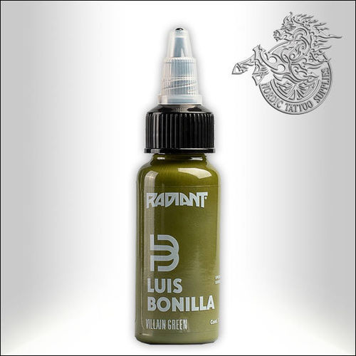 Radiant Luis Bonilla, Villain Green 30ml