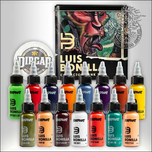Radiant Luis Bonilla Set 15 Colors