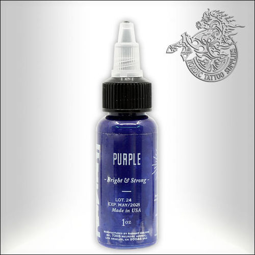Radiant 30ml Purple