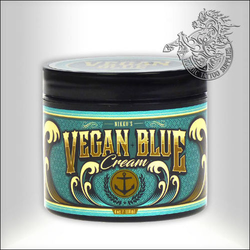 Nikko's Vegan Blue Cream 118ml (4oz)