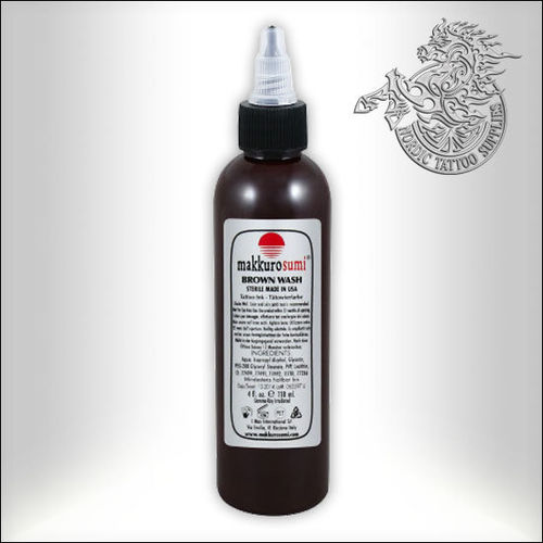 Makkuro 120ml Brown Wash