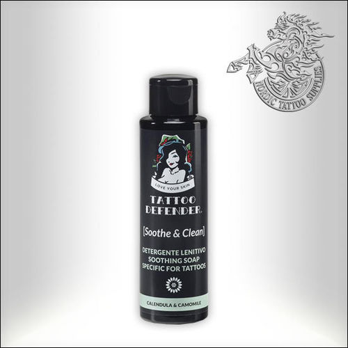 Tattoo Defender - Soothe & Clean Cleanser 100ml