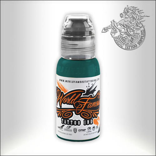 World Famous Ink - Ryan Smith, Jewel Set - Jade, 30ml