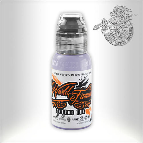 World Famous Ink - Ryan Smith, Jewel Set - Moonstone, 30ml