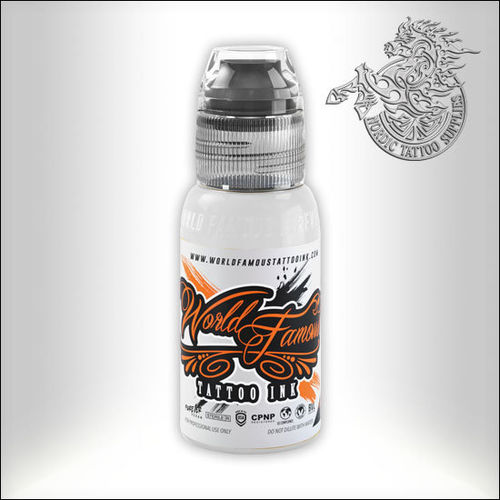 World Famous Ink - Ryan Smith, Jewel Set - White House, 30ml
