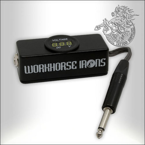 Workhorse Irons Volt Meter Box