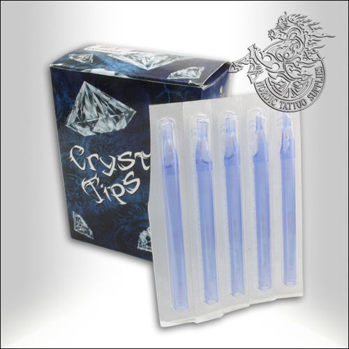 Expired or soon to Expire Crystal Tips - Long 50pcs
