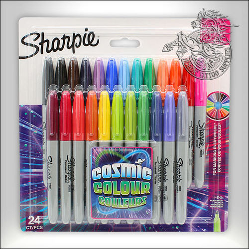 Sharpie Cosmic Colour 24-Pack
