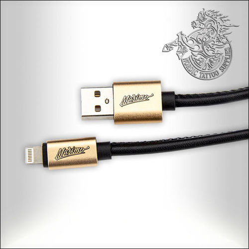 Maximo Lightning Apple Charging & Data Cable - 2,4m