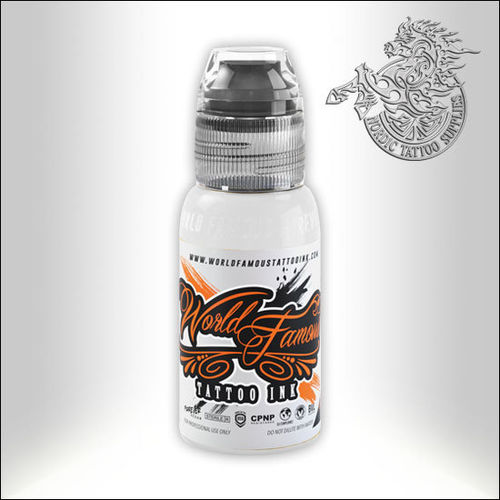 World Famous Ink - Debora Cherrys Musas - Nix, Super White. 30ml