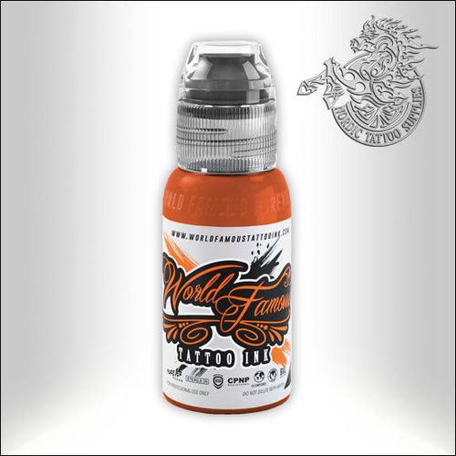 World Famous Ink - Red Clay, 30ml